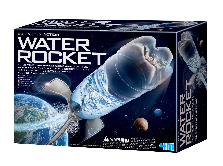 4M Water Rocket Kit by 4M