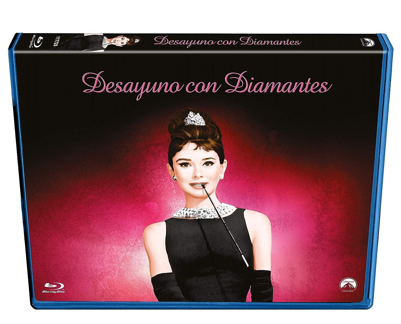Desayuno Con Diamantes - Edición Horizontal [Blu-ray]