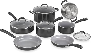 Cuisinart Medium Ceramic Cookware Set