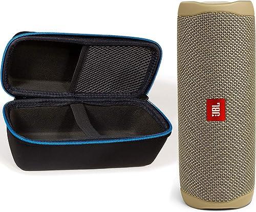 JBL Flip 5 Waterproof Portable Wireless Bluetooth Speaker Bundle