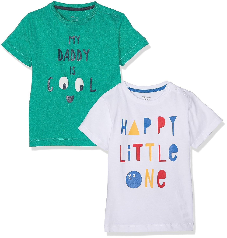 98 ZIPPY Baby-Jungen Ztb0304/_455/_3 T-Shirt Mehrfarbig Herstellergr/ö/ße: 24//36M Mixed 1158