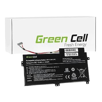 Green Cell® Batería para Samsung NP450R5E-X04ES Ordenador (4000mAh 10.8V Negro): Amazon.es: Electrónica