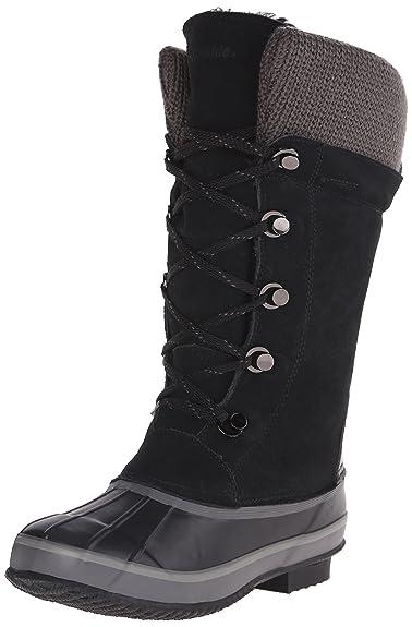 Northside Women's Sun Peak Cold Weather Boot, Black, ...