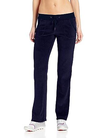 6bd1564555 Danskin Women's Velour Boot Cut Pant at Amazon Women's Clothing store:  Athletic Sweatpants