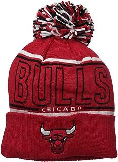 super popular 45b9e bcaa5 NBA Men s Energy Stripe Cuffed Knit Pom