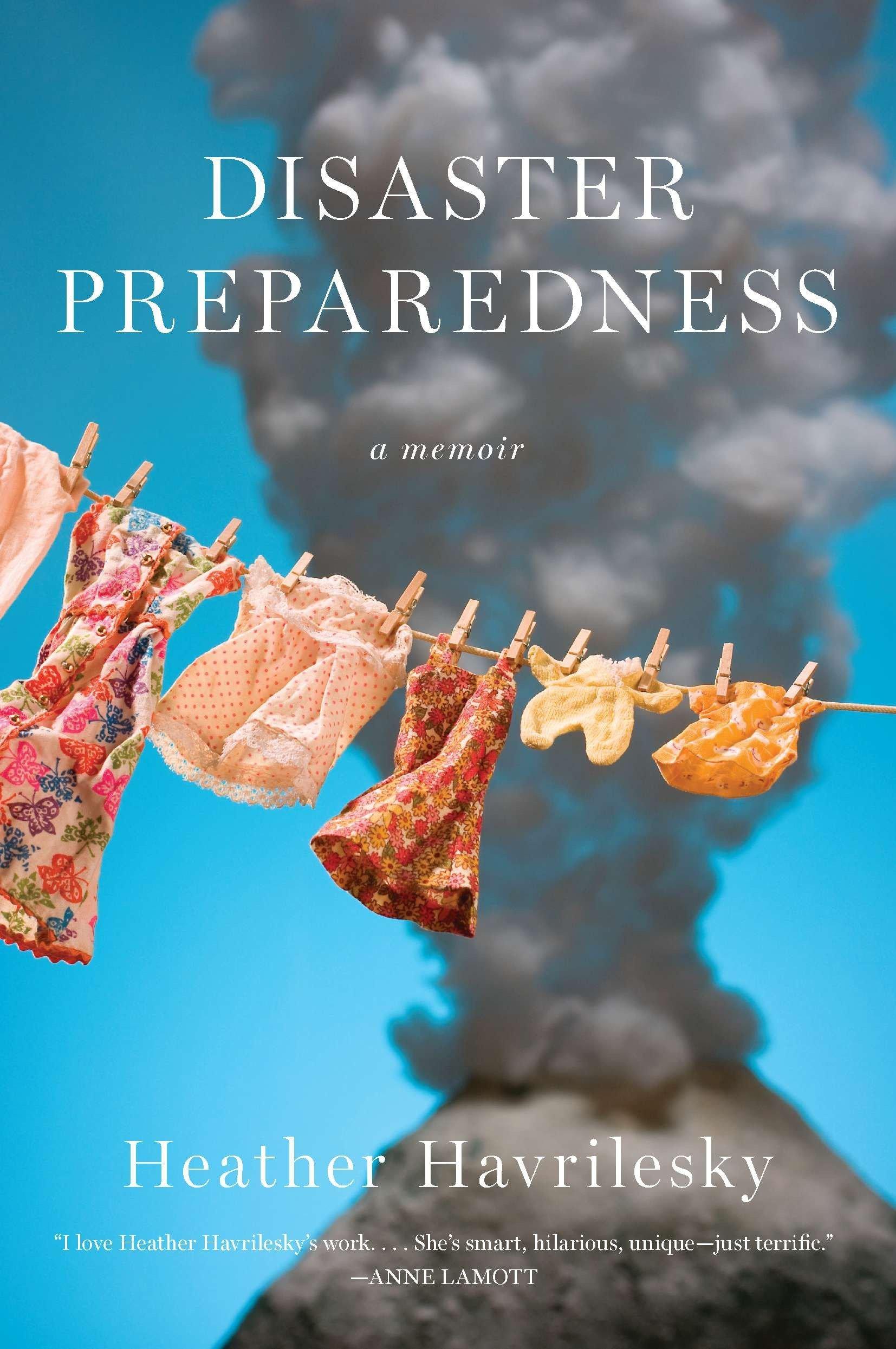 Download Disaster Preparedness: A Memoir ebook