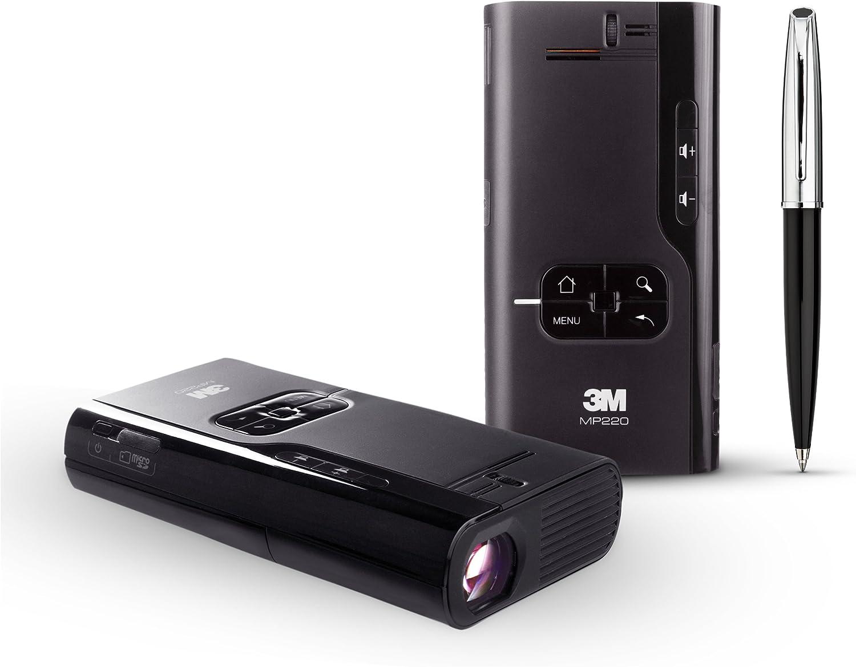3M MP220 - Proyector móvil (1024x600), gris: Amazon.es: Electrónica