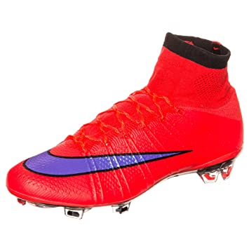 c88e77481f5d Nike Mercurial Superfly IV FG Men s Soccer Cleats Bright Crimson-Violet  12.5  Amazon.ca  Sports   Outdoors