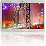 """9.6"""" Fusion5 4G Tablet PC - (Dual SIM, 2GB RAM, 32GB Storage, Phone Calling, 5MP and 2MP Cameras, WIFI, FM, GPS, Quad-Core Processor, Android 6.0 Marshmallow Tablet PC)"""