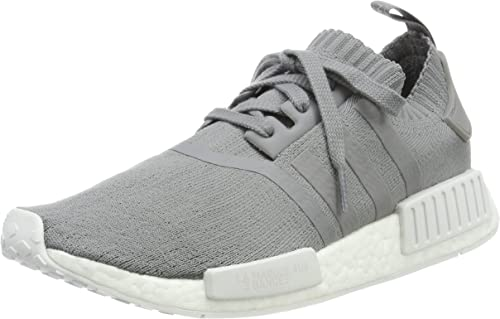 adidas NMD R1 W PK 762, Baskets Femme, Gris (Grey Three/Grey ...