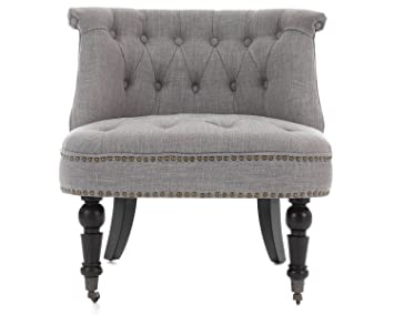 Lifestyle Furniture Occasional Olivia Accent Bedroom Chair Armchair ...