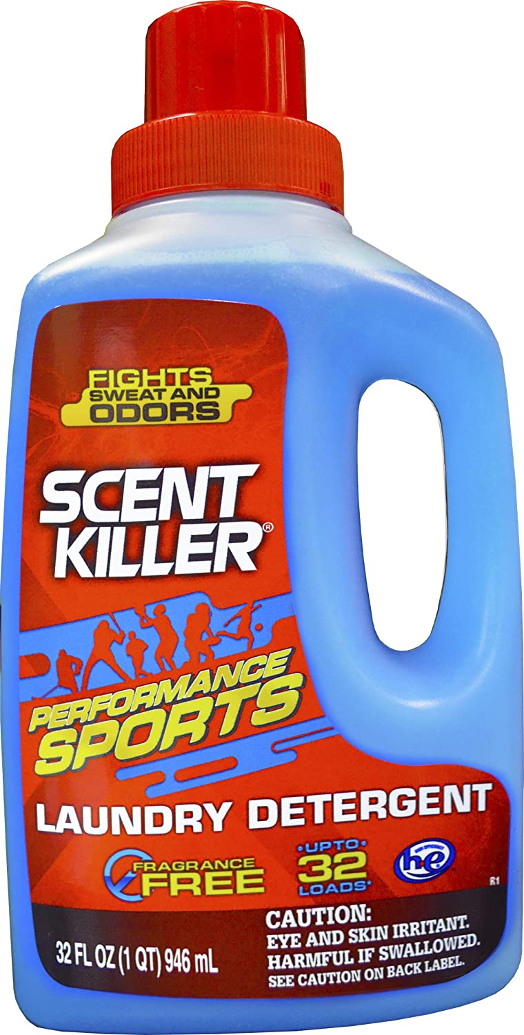 Wildlife Research Center Scent Killer Performance Sports Laundry Detergent