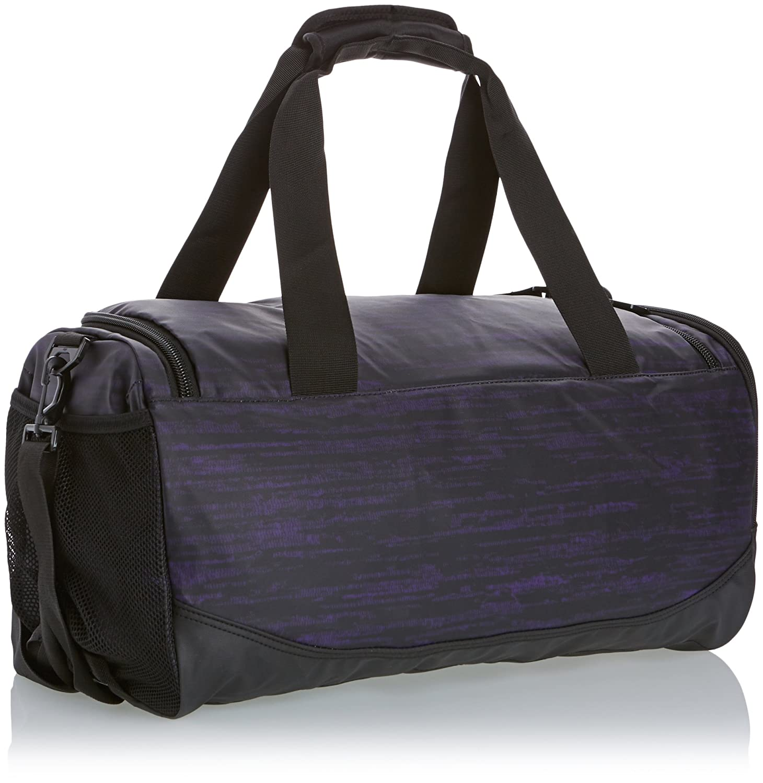 6d9bc3322e Amazon.com  New Nike Team Training Max Air Graphic Small Duffel Bag Court  Purple Black Hyper Grape  Shoes