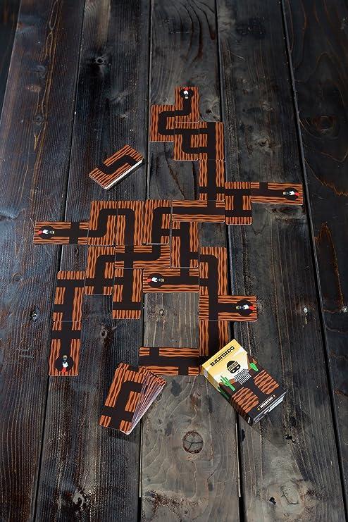 Helvetiq Bandido – Juego de Cartas: Amazon.es: Juguetes y juegos