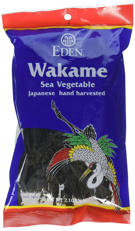 Eden Foods Seaweed Wakame, 2.1 oz