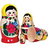 Tobar 02307 Russian Dolls 5 Nest