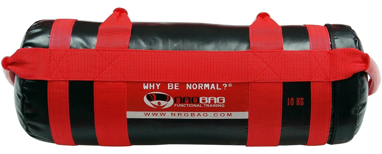 NRG-BAG 10 KG Fitnessbag für Core und Crossfit Training
