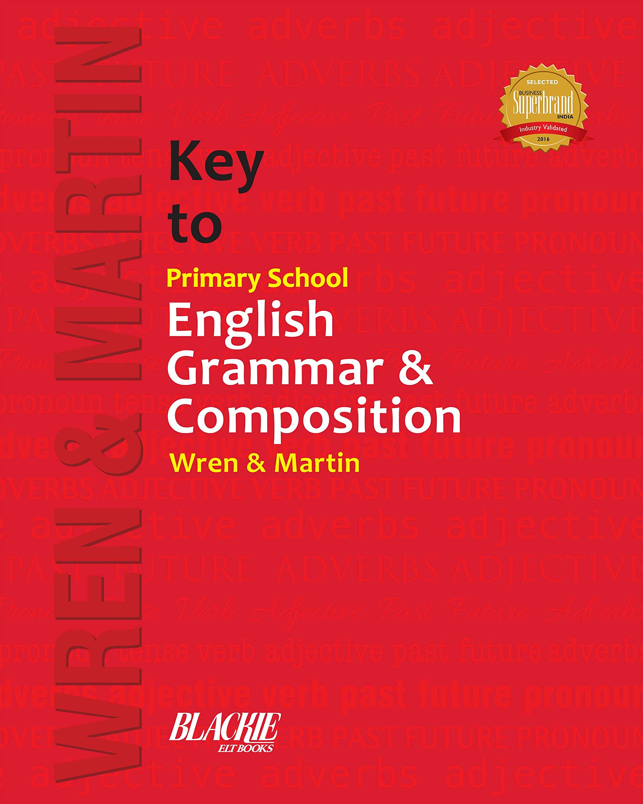 Key to Primary School English Grammar and Composition