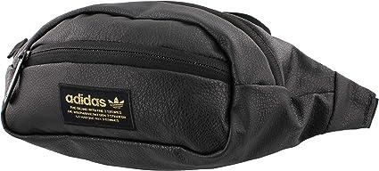 adidas Originals National PU Leather Waist Pack: Amazon.es: Deportes y aire libre