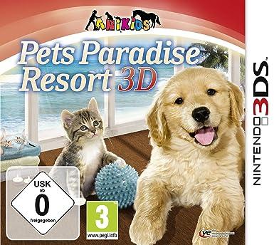 Pets Paradise Resort 3D: Amazon.de: Games