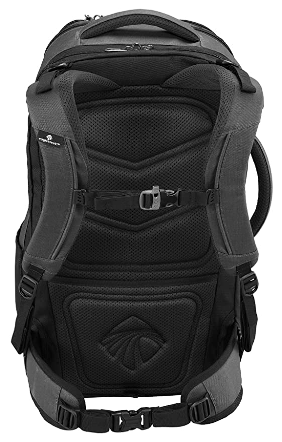 Amazon.com: Eagle Creek Mission Control Backpack, Asphalt Black: eShoppe Centre