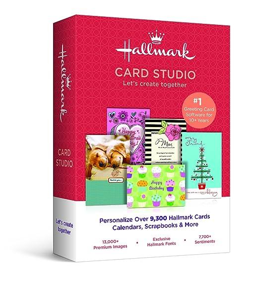 Amazon hallmark card studio 2015 hallmark card studio 2015 stopboris Image collections