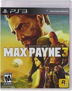 Amazon Com Max Payne 3 Playstation 3 Take 2 Video Games