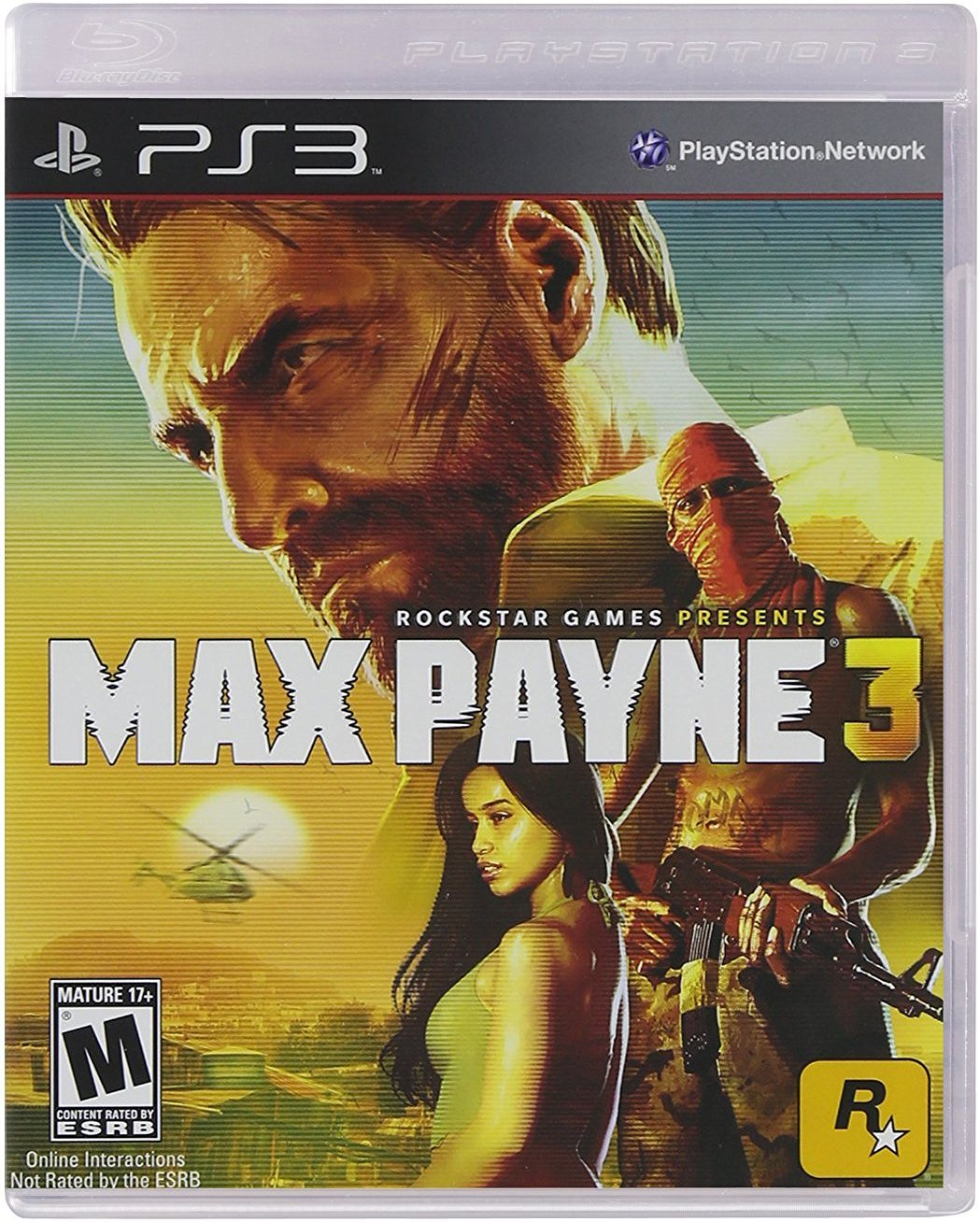 Matchmaking Max Payne 3