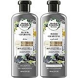 Herbal Essences, Shampoo and Paraben Free Conditioner Kit, BioRenew Detox Charcoal, 13.5 fl oz, Kit