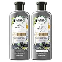 Herbal Essences, Shampoo and Conditioner Kit With Natural Source Ingredients, Color...