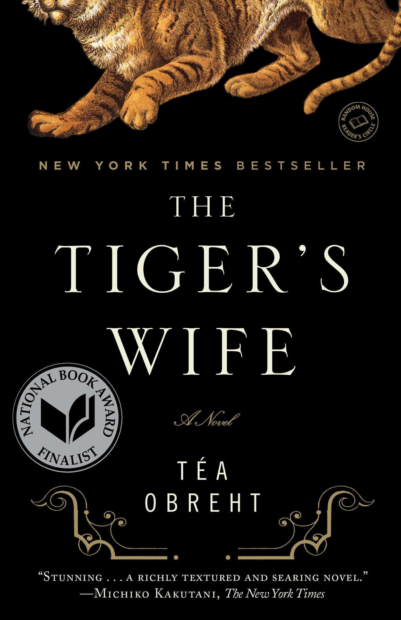 Amazon.com: The Tiger's Wife: A Novel (9780385343848): Obreht, Téa ...