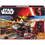 Finn Jakku Desert Landspeeder - Star Wars Toy Playset - Force Awakens Action Figure Vehicle