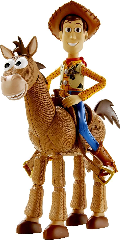 Mattel Toy Story - Pack Woody + Perdigón
