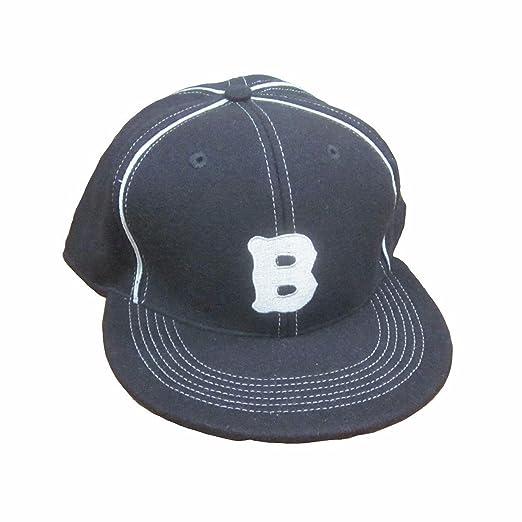 Baltimore Elite Giants Baseball Wool Cap Honor Historical Negro League  Baseball Players Association NLBPA Size XS df705ef75ae