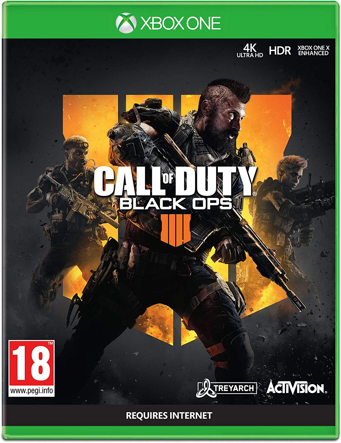 Call of Duty: Black Ops 4: Amazon.es: Videojuegos