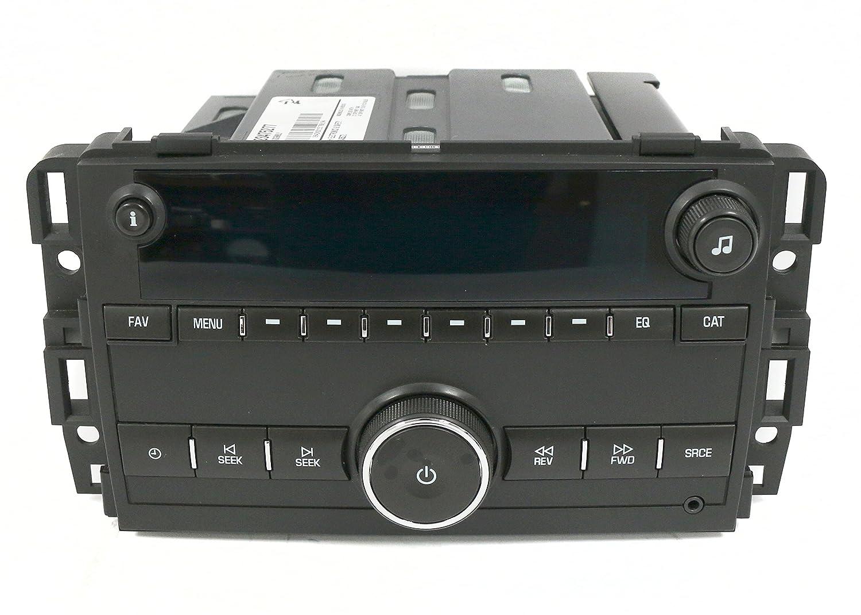 Amazon.com: 2015-16 Chevy Express GMC Savana Radio AM FM mp3 Aux Input PN  23475277 Opt U0F: Automotive