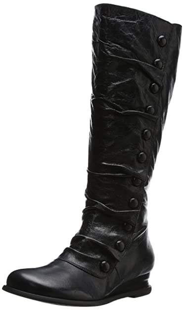 4ef1803acd29 Miz Mooz Bloom Women s Knee-High Boot Black