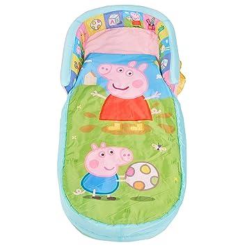 peppa pig mon tout premier readybed lit dappoint gonflable pour enfants avec - Lit D Appoint Enfant