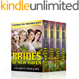 Brides Of New Haven: A Historical Mail Order Bride Series