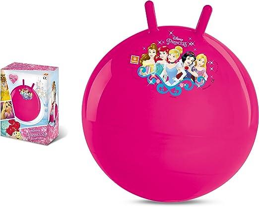 Disney Mondo - Pelota para Saltar (50 cm), diseño de Princesas ...