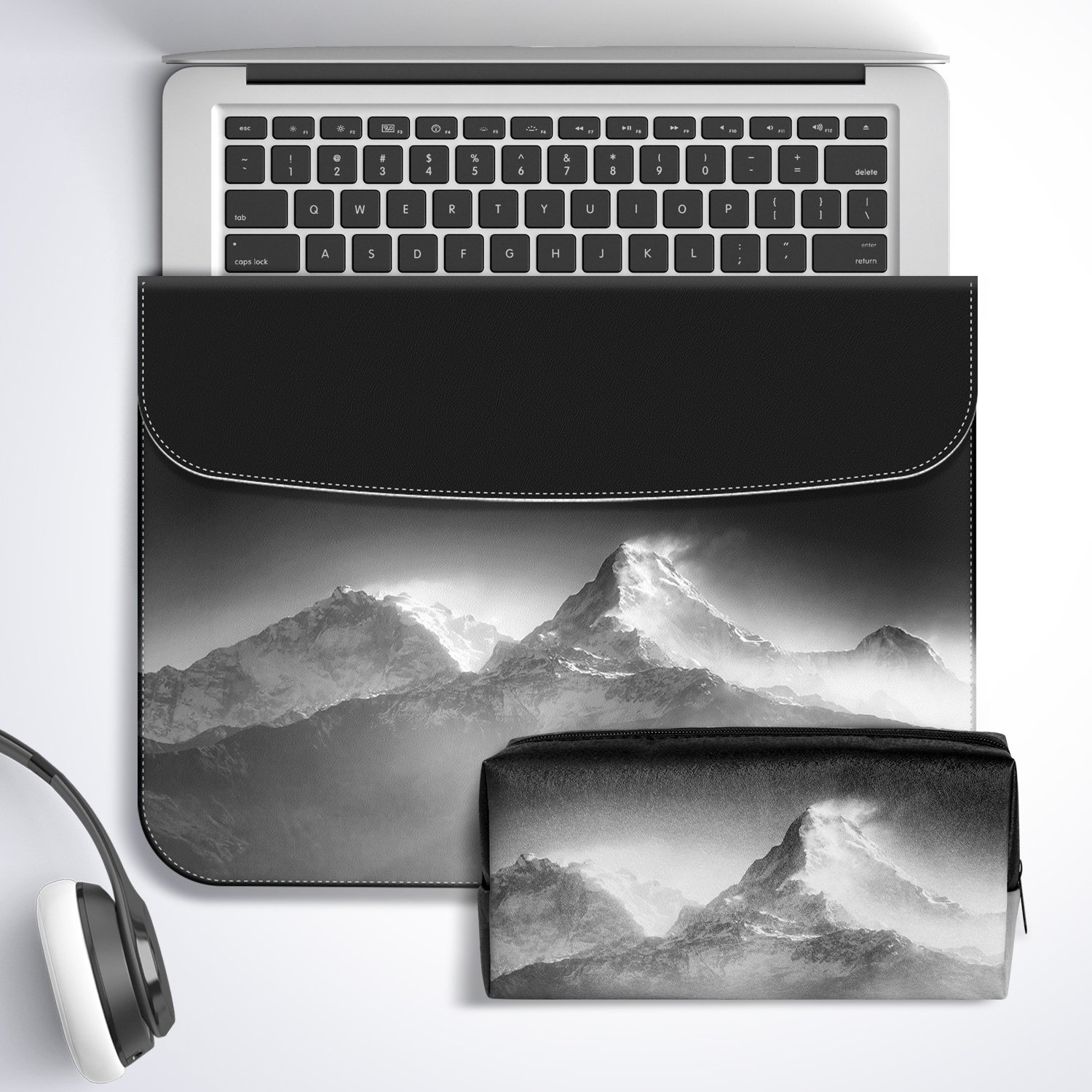 A1534 with Retina Display 2015 Release Ayotu Macbook 12 inch Colorful Sleeve Case,Durable Microfiber PU Synthetic Leather Sleeve Case Cover Bag for The New Macbook 12 inch ,The Marble Pattern