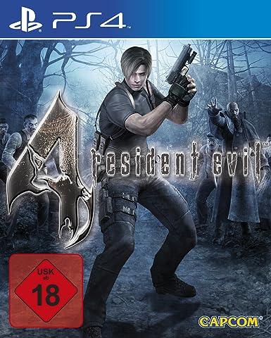 Resident Evil 4 [Importación Alemana]: Amazon.es: Videojuegos