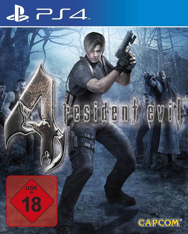 Resident Evil 4 PS4 amazon