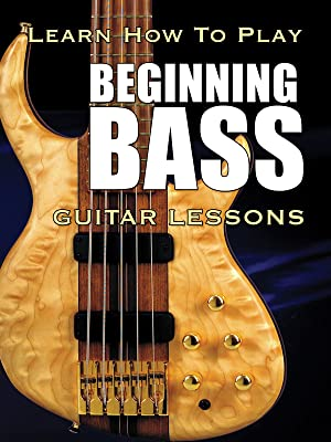 watch learn how to play beginning bass guitar lessons prime video. Black Bedroom Furniture Sets. Home Design Ideas