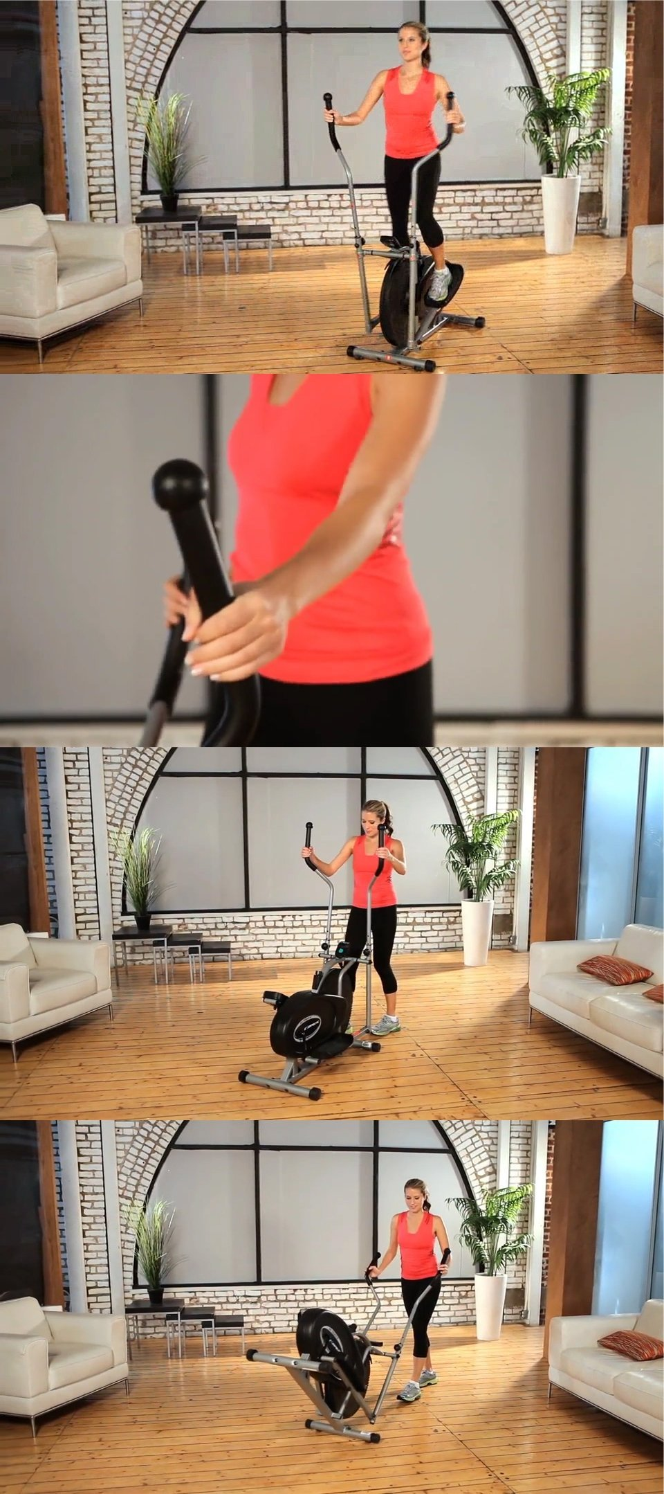 New super plus - Air Elliptical - 2 year warranty by Exerpeutic (Image #5)