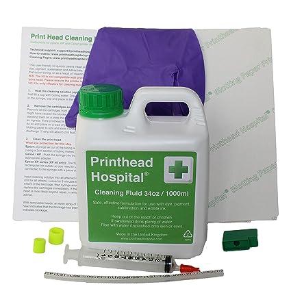 Printhead - Kit de Limpieza de Hospital para impresoras Epson ...