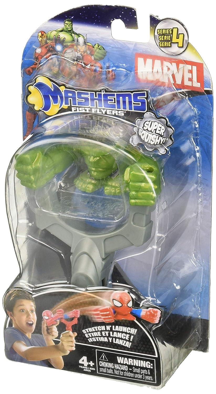 Mashems Fist Flyers Marvel Avengers Assemble Series 2 Hulk