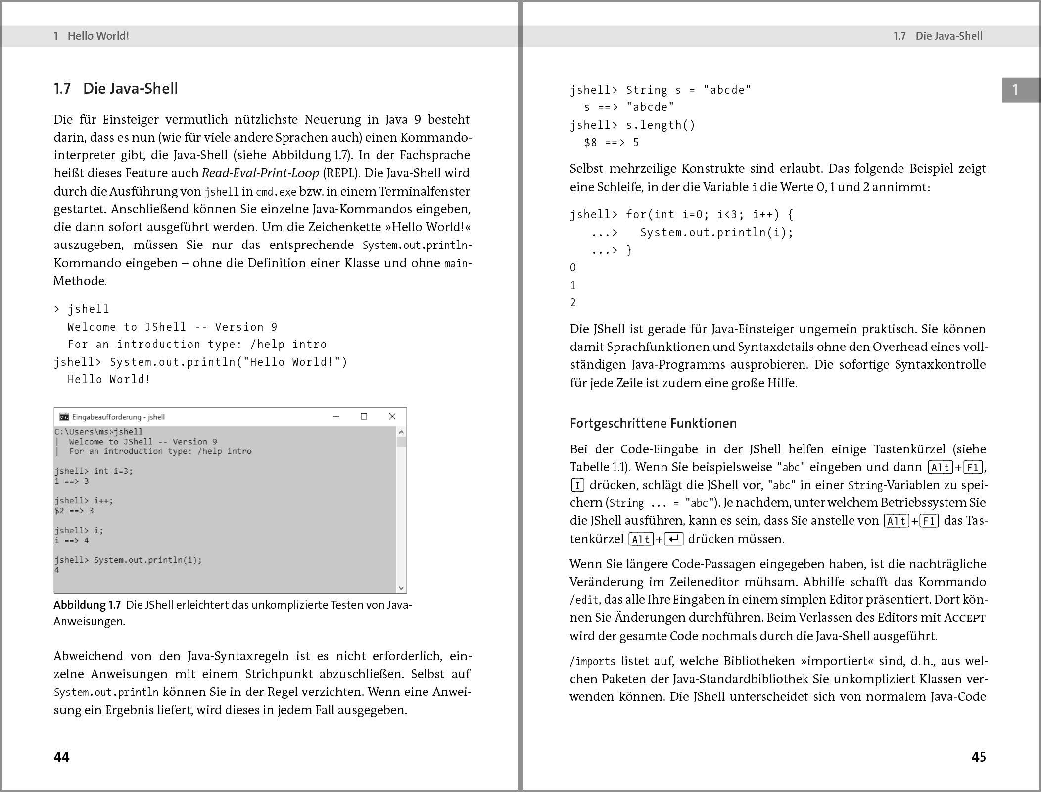 Nett Core Java Setzt Für Erstsemester Fort Zeitgenössisch - Entry ...