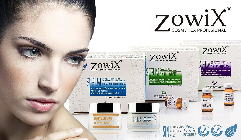 Antiarrugas facial natural. Serum con Vitamina C, Acido Hialuronico y Retinol. Un Serum natural ideal para pieles deshidratadas. Hidrata desde el interior, ...