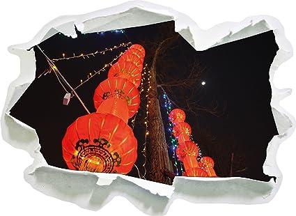 Decorazioni Con Lanterne Cinesi : Acquista mescolare stili cinesi bianche lanterne di carta con luci